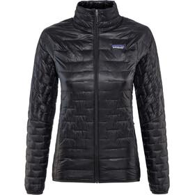 Patagonia Micro Puff Jacket Women Black